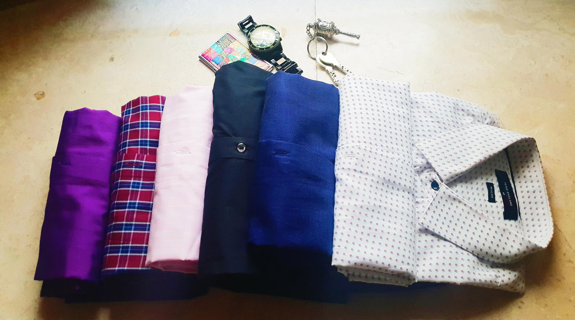Peter England Shirts