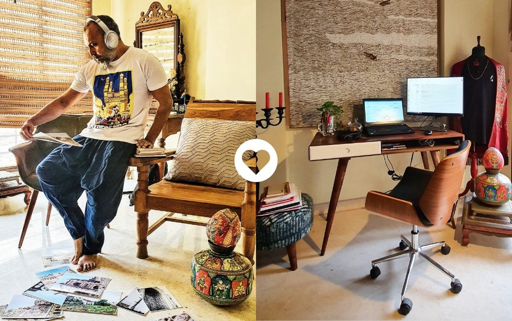 work from home styling